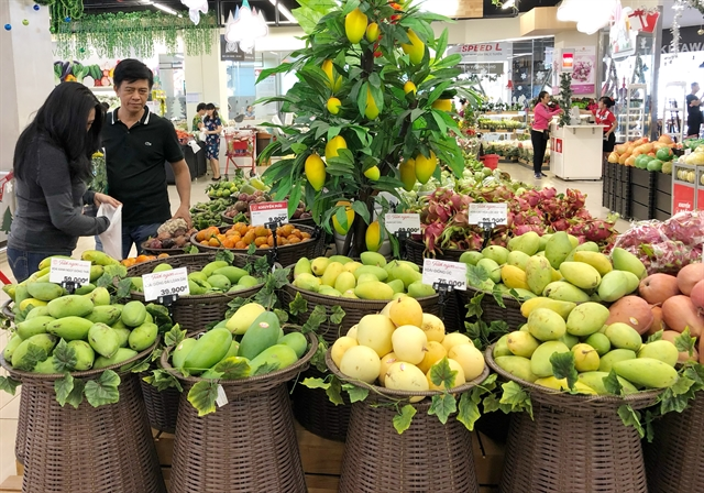Fruit vegetable export targets unlikely to be achieved in 2020