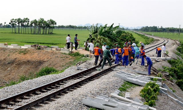 Việt Nam plans to develop railway industry