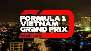 F1 Việt Nam postponed