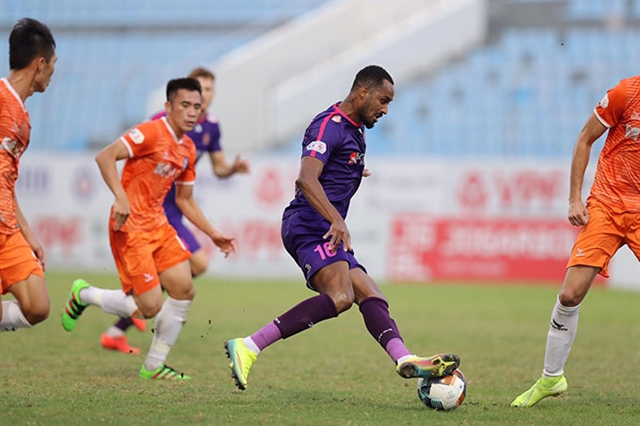 Paulo makes V.League 1 history in Sài Gòns 4-1 win