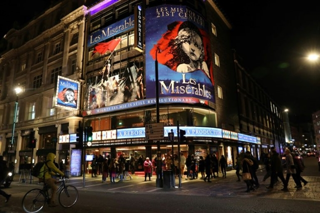 The show goes on in Londons West End but for how long?