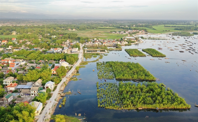 An Xuân aquatic product protection centre founded