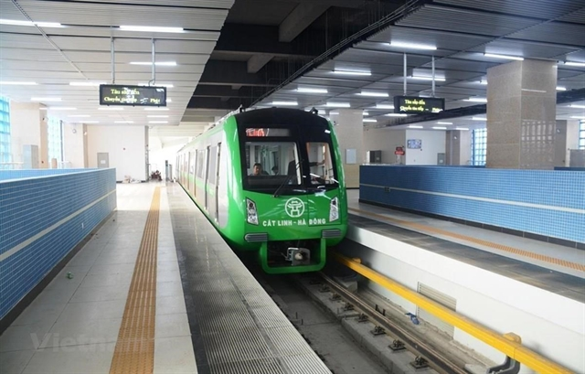 Safety assessment of Cát Linh-Hà Đông urban railway to be completed soon