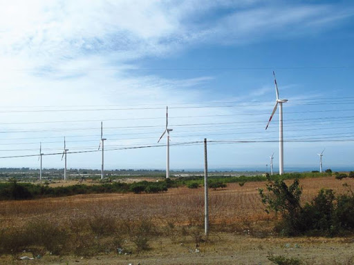 Quảng Bình pushes development of BT wind farm cluster