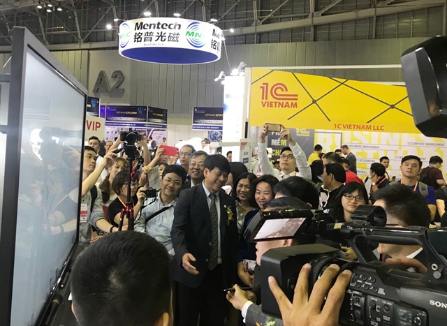 HCM City to host telecom communications film and TV technologies expos