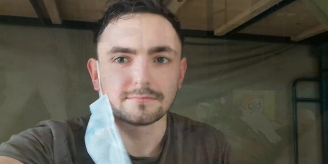 British man quarantined over coronavirus in Việt Nam says UK has a lot to learn