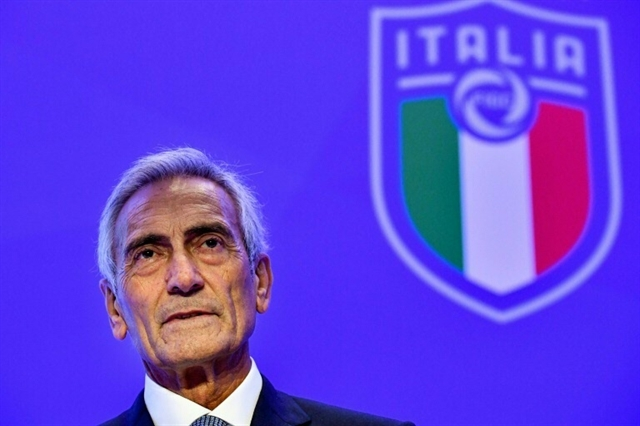 Italian FA chief looking at May return for Serie A