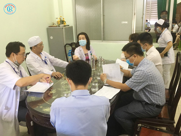 Bình Thuận Province receives aid to curb COVID-19