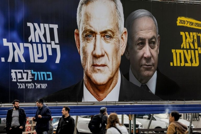 Israelis vote for third time in 12 months
