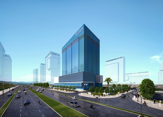 Samsung starts construction of new RD centre in Việt Nam