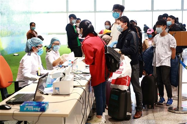 Việt Nam confirms nine new coronavirus infections