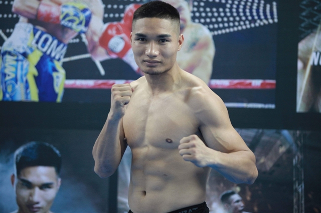 Hải to talk with his fists against cocky Australian opponent