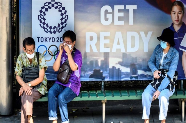US Olympic officials say Tokyo postponement most promising path