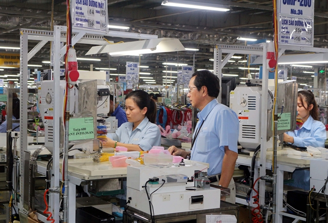 Foreign investors pour 8.55b into VN in Q1