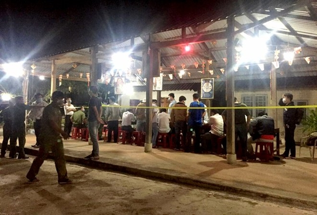 Pagoda murder: two killed one in critical condition