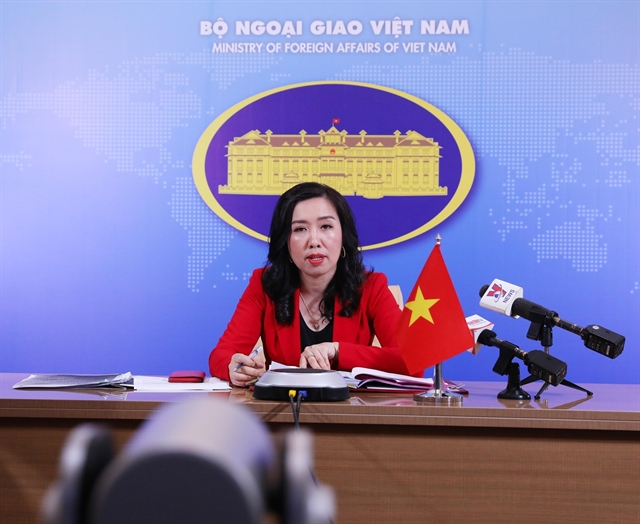 China must respect Việt Nams sovereignty: Foreign Ministry