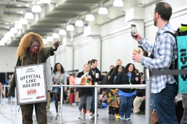 Apocalypse delayed? Walking Dead finale postponed by virus