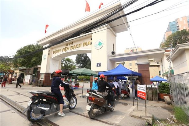MoH sets up task force to assist Bạch Mai Hospital in coronavirus fight