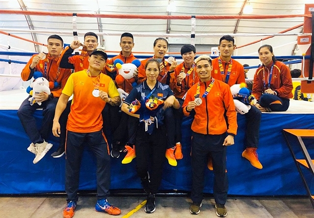 Boxing coach Thanh cant wait to face Olympic challenge