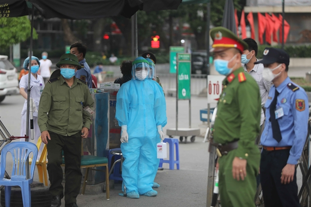 Việt Nam reports five more COVID-19 cases bringing total to 174
