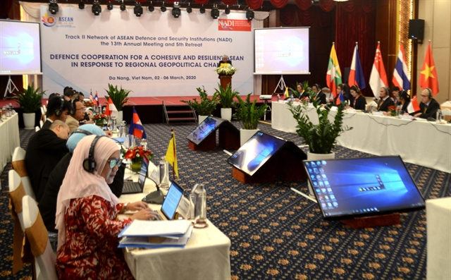 Đà Nẵng hosts meeting of ASEAN defence and security institutions