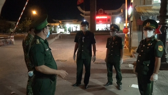 Tây Ninh searching for man who fled quarantine centre