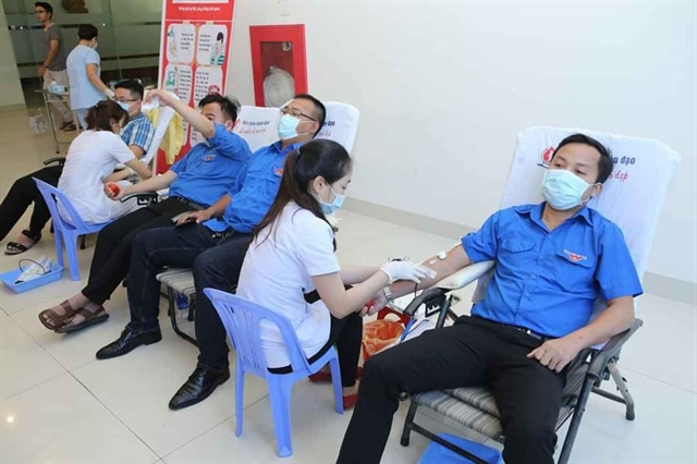 Blood reserve shortage caused by COVID-19 in Đà Nẵng