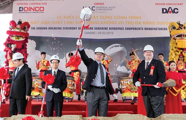 Đà Nẵng to export aerospace components next year