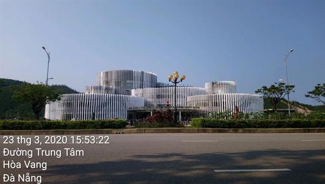 Central city debuts Hi-Tech Park administrative centre