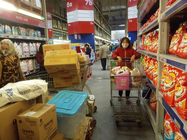 Hà Nội faces no shortage of goods for isolation order