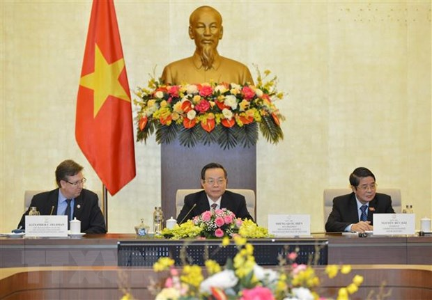 Việt Nam hopes to intensify ties with US: NA Vice Chairman