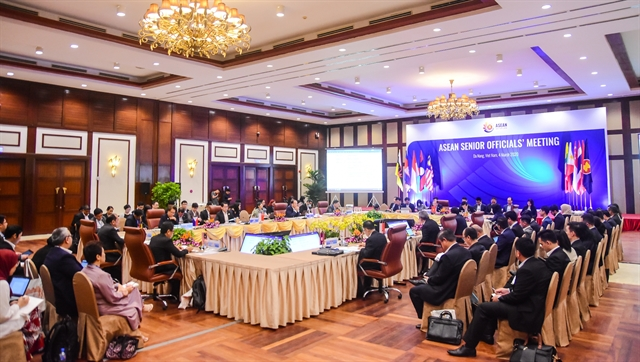 Việt Nam looks to build ASEAN community by 2025
