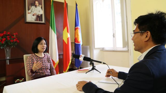 Foreign Ministry warns Vietnamese citizens in Iran Italy