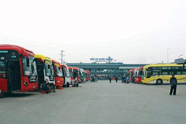 Hà Nộis transport sector hurt by COVID-19