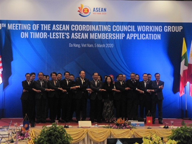 Việt Nam and ASEAN support Timor Leste in membership application