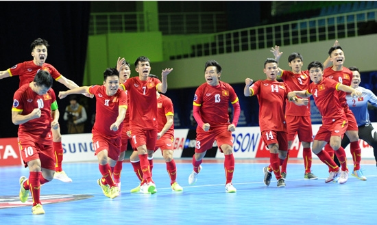 Việt Nam to compete in AFC Futsal Cub Championship in August
