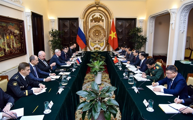 Việt Nam Russia seek ways to enhance ties
