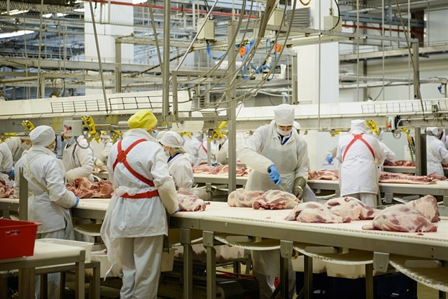 Russian firm proposes to export meat to Việt Nam