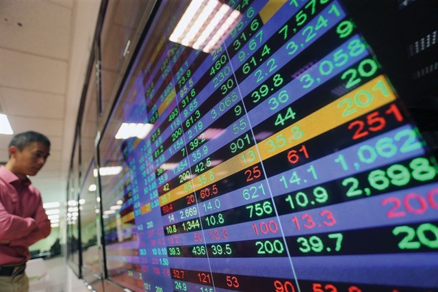 Warning for VN stocks after new infection reports