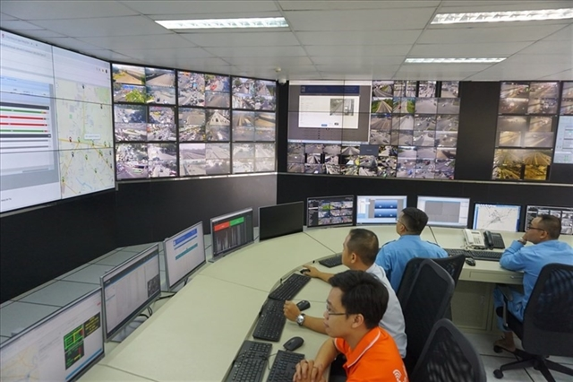 HCM City to monitor traffic violations via cameras