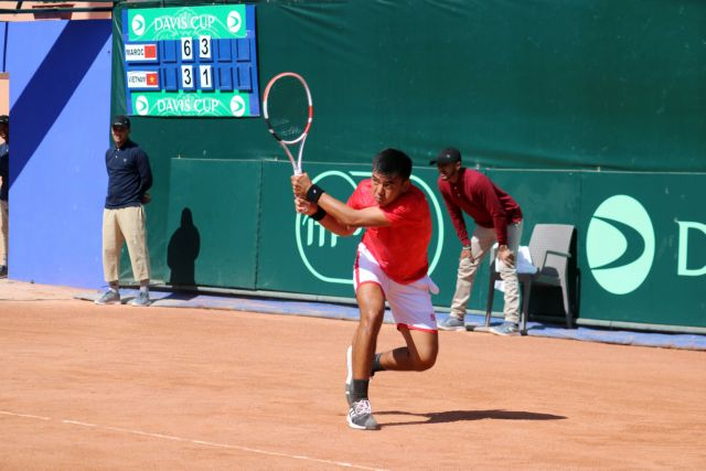 Việt Nam lose to Morocco in Davis Cup play-offs