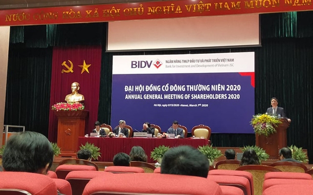 BIDV clears bad debts at VAMC