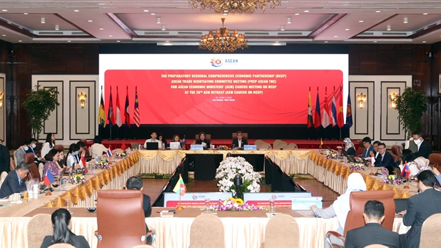 ASEAN countries agree to conclude RCEP negotiations