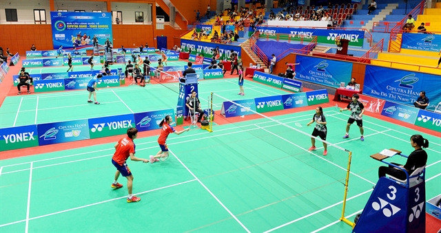 Vietnam Challenge badminton tournament postponed again