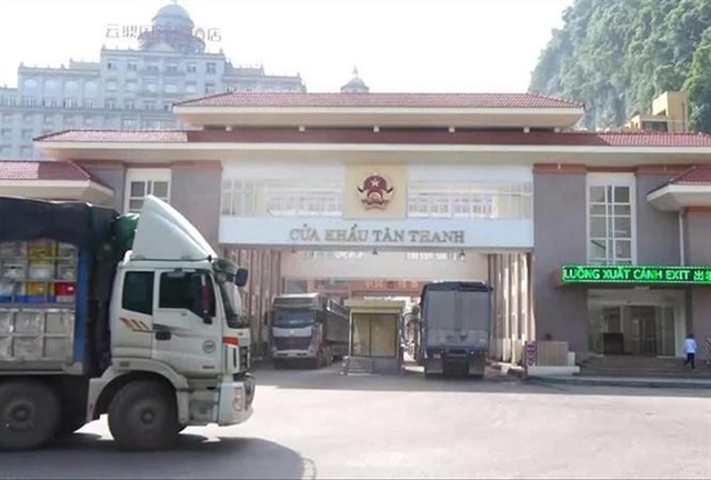 MARD requests businesses to temporarily stop transport of export farm produce to Lạng Sơn