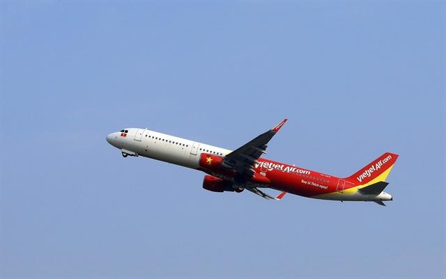 Vietjet carries passengers completing quarantine