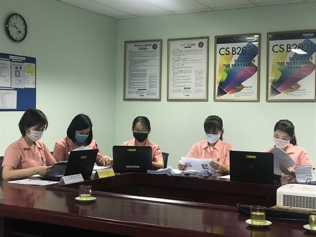 Online administrative procedures improved to save time cost