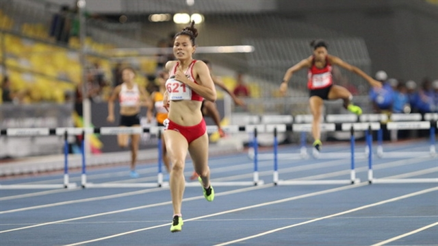 Việt Nam athletics still has a chance as Olympic qualification date changed