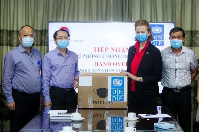 UNDP supports Việt Nam in COVID-19 fight