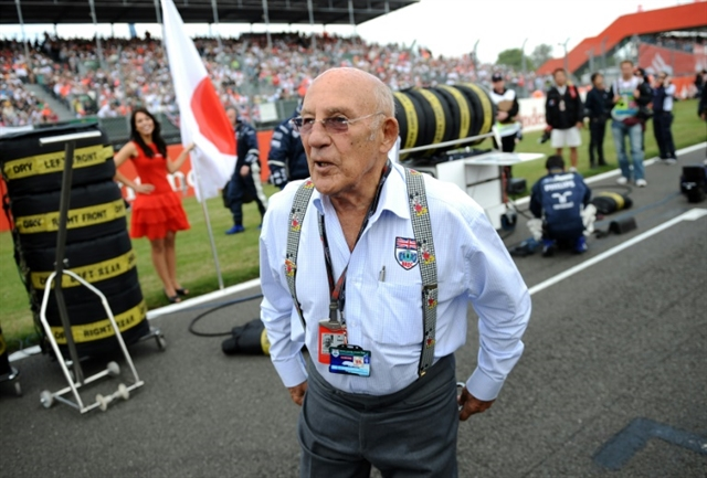 One lap too many: Motorsport icon and legend Stirling Moss dies aged 90